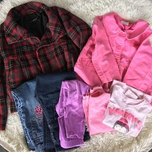 Other - Girl 5T bundle #2 clothes